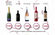 El Gusto por El Vino, precios veraniegos