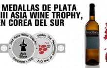 Los vinos Vega Norte triunfan en Asia