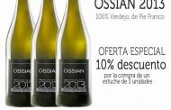 Publinoticia: Ossian en El Gusto por el Vino