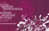 II Curso de Especialista en Gestión Enoturística y Análisis Sensorial