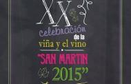 """La XX Celebración de La Viña y El Vino, """"SAN MARTIN 2015"""",en La Palma, ya tiene Cartel"""