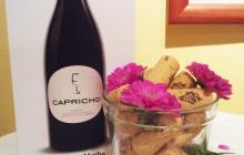 """Presentación del vino """"Capricho"""""""