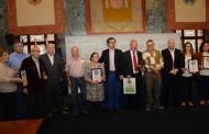 El Cabildo entrega los premios del I Concurso de Aceites de Oliva Virgen Extra