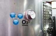 El ozono y la industria del vino.