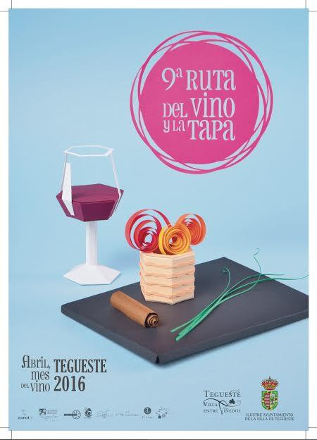 Ruta del Vino y de la Tapa (Abril mes del Vino)