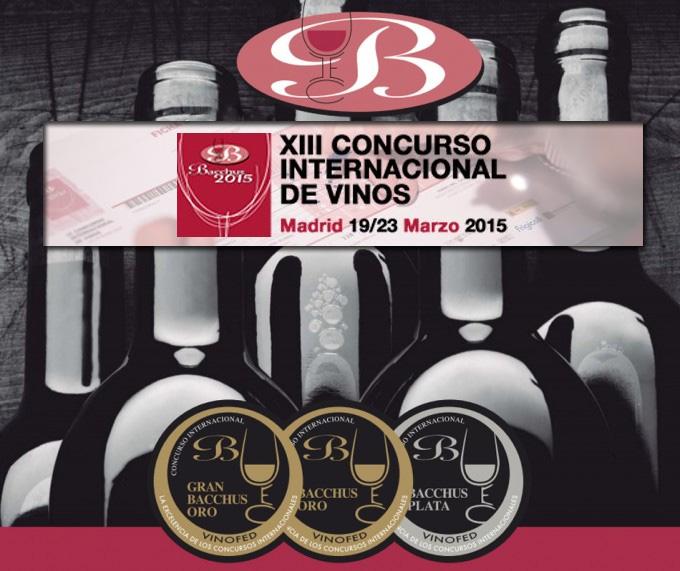 Vinos Canarios premiados en los Bacchus 2016