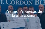 El tinerfeño Daniel Llanos, a la final del Premio Promesas de cocina Le Cordon Bleu