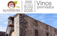 Premios Alhóndiga 2016