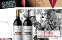 Gran Cata comentada de la Bodega Dehesa de Los Canónigos en la Vinoteca El Gusto por el Vino