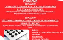 I Jornadas Técnicas de Viticultura y Enología