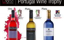 Vinos Canarios premiados en el Portugal Wine Trophy