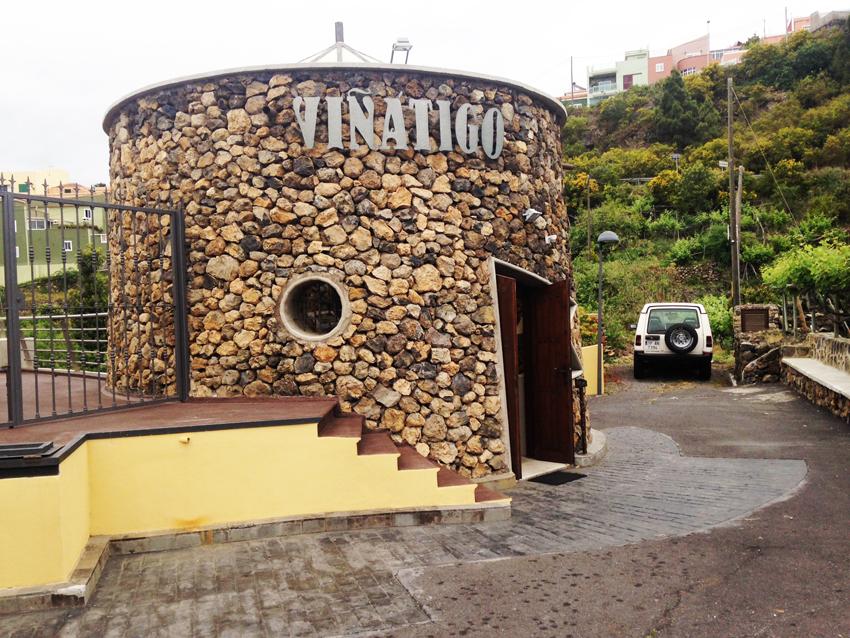 Elemento Fachada Viñátigo