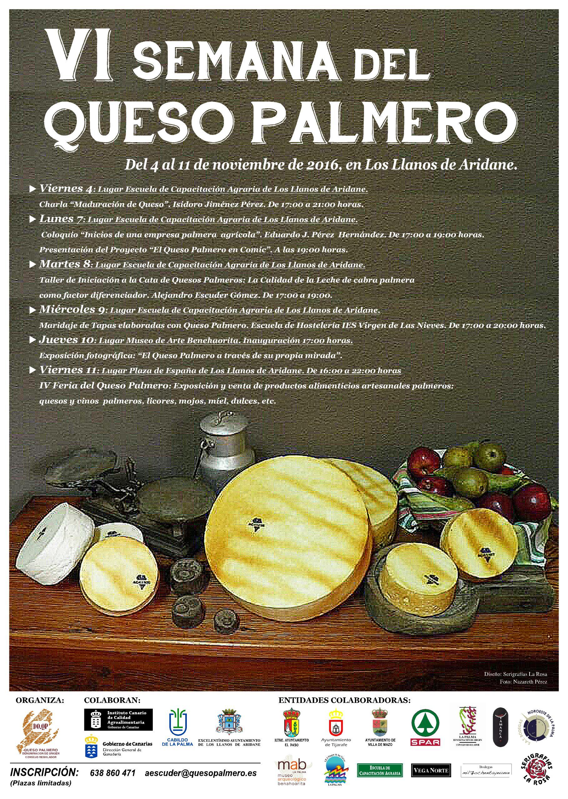 poster-vi-semana-del-queso-palmero