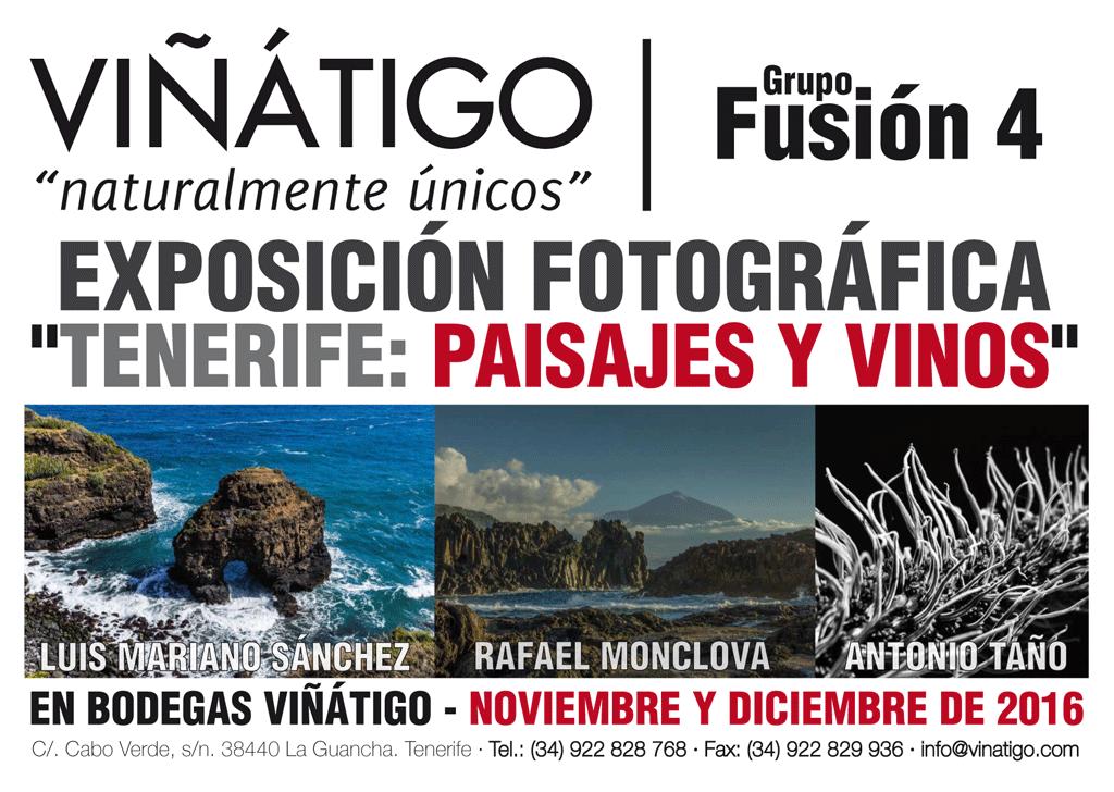 El arte de la fotografía en Bodegas Viñátigo