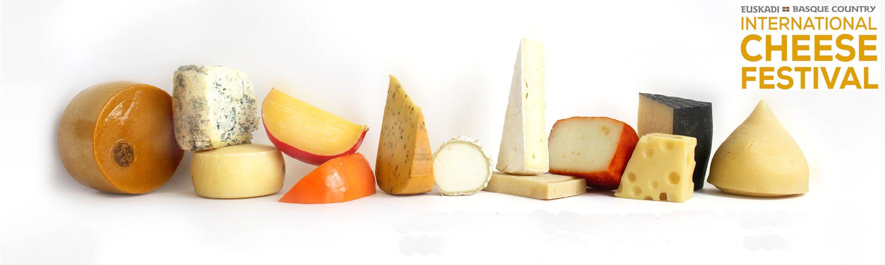 San Sebastián, capital mundial del queso