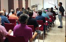 El Curso de poda pone fin a las actividades formativas organizadas por el Consejo Regulador en 2016.
