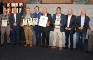 Entrega de Premios del II Concurso de Aceites de Oliva Virgen Extra