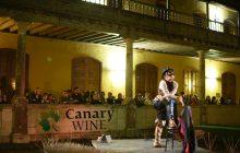 Shakespeare visita La Laguna en busca de Canary Wine