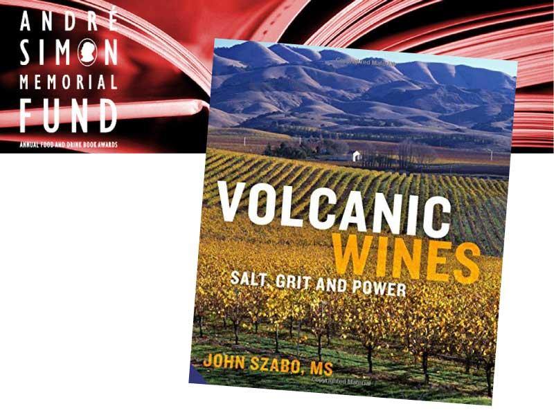 Los viñedos canarios presentes en un libro galardonado con el premio André Simon, en Londres