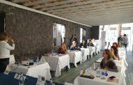Comenzó la primera jornada de cata del Concurso Oficial de Aceites de Oliva Vírgen Extra Agrocanarias 2017