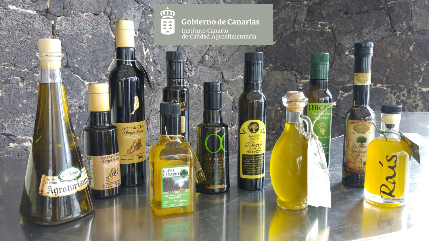 Concurso Agrocanarias 2017 de Aceite de Oliva Virgen Extra