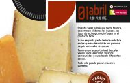 Taller de cata de quesos