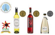 Vinos de Lanzarote premios en Vinalies