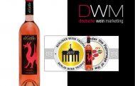 El Grifo Rosado. Oro en la Berliner Wein Trophy