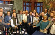 El Cabildo de Tenerife agasaja a los vinos premiados