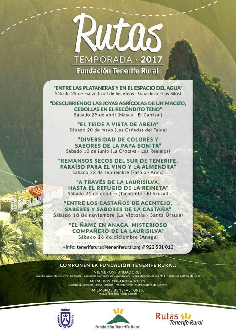 De ruta por los sabores de Tenerife