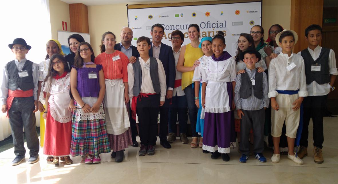 Concurso de Quesos Agrocanarias 2017