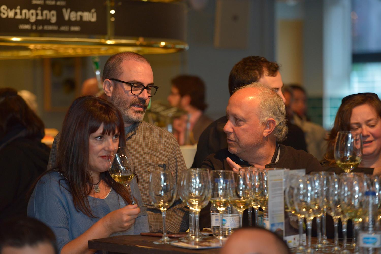 Los vinos de Lanzarote triunfan en Bilbao