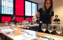 Encuentro entre Canary Wine y universitarios de la ULL