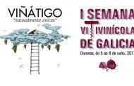 Viñátigo en las I Jornadas Vitivinícolas de Galicia
