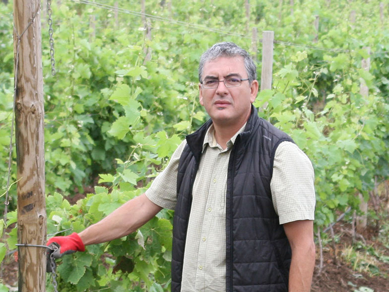 El enólogo Pablo López Betancort es noticia en la revista