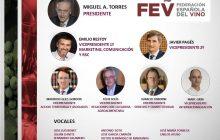 Miguel A. Torres nuevo presidente de la FEV