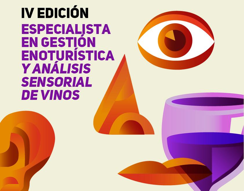 Curso de Especialista en Gestión Enoturística y Análisis Sensorial de Vinos