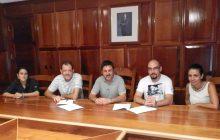 Convenio entre el CRDOP Queso Palmero y el Ayuntamiento de Garafía