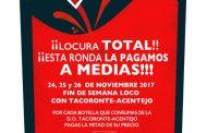 TACORONTE-ACENTEJO ES…¡¡¡LOCURA TOTAL!!!