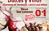 Arona, tarde de Castañas, Dulces y Vinos
