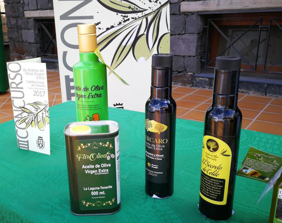 III Concurso Regional de Aceite de Oliva Virgen