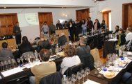 David Forer clausura el módulo de Análisis Sensorial de Vinos de la Universidad de La Laguna