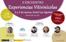 II Encuentro de Experiencias Vitícolas