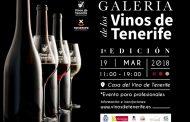 Galería de los Vinos de Tenerife. Primera Edición - 2018