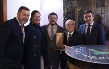 Premio Enogastroturismo 2017 a Cayo Armas