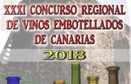XXXI Concurso Regional de Vinos de Canarias Alhóndiga 2018