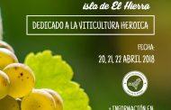 V Encuentro de Senderismo Isla de El Hierro dedicado en esta ocasión al conocimiento de la viticultura heroica