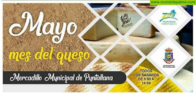Mes de Mayo, mes del queso