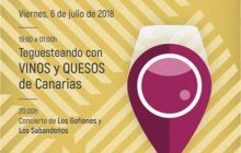 Tegueste, encuentro con los vinos y quesos de Canarias