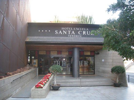 Aula Gastronómica en el Hotel Escuela de Santa Cruz de Tenerife